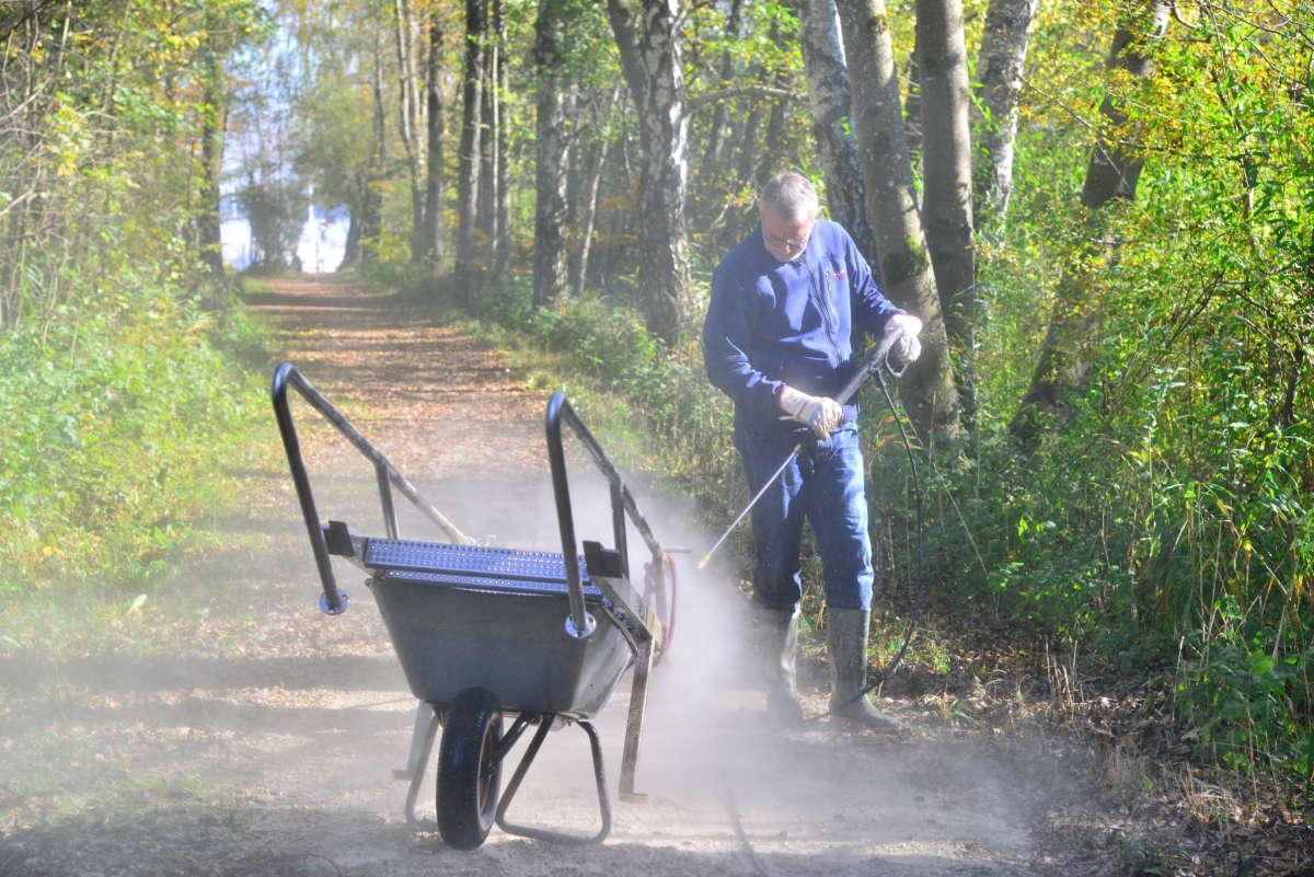 Herbstarbeitsdienst