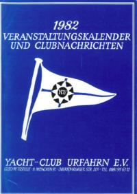 1982 Clubnachrichten